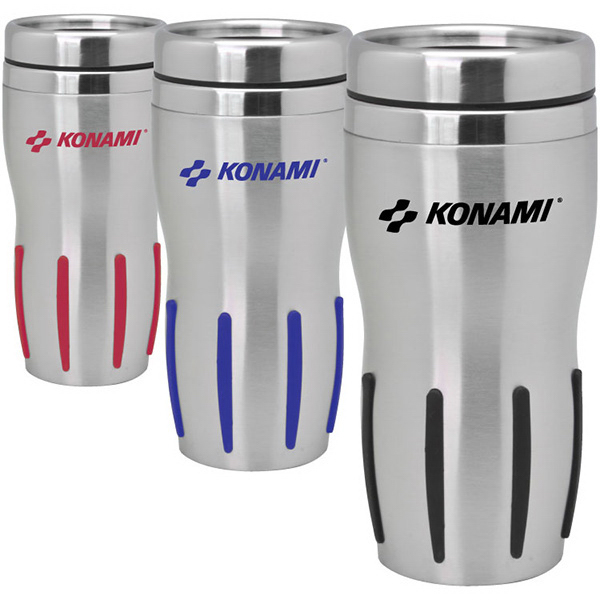 Personalized Perris - 16 oz Travel Tumbler