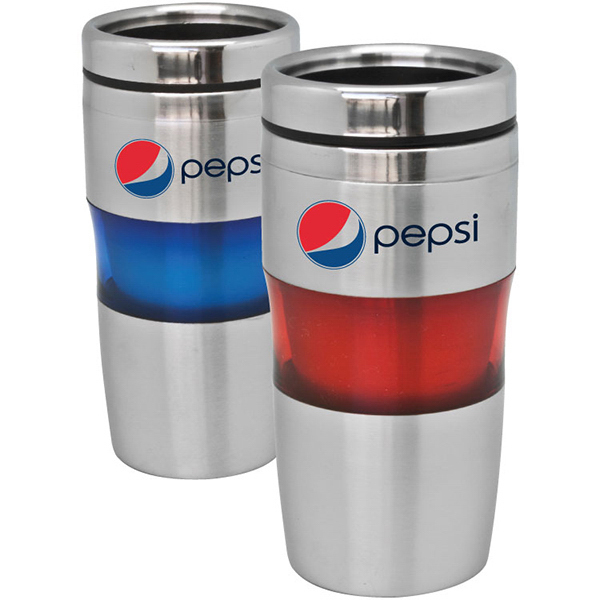 Personalized Delano - 16 oz Stainless Steel Tumbler