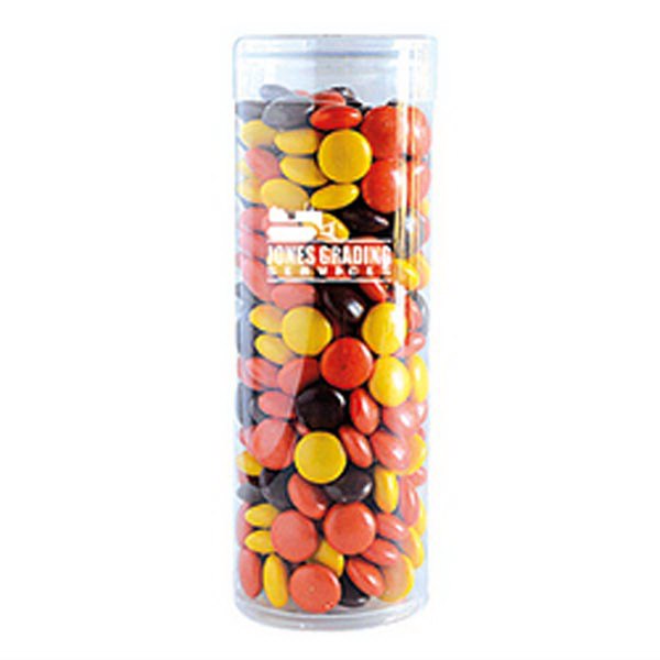 Promotional Reeces Pieces in Fun Tube