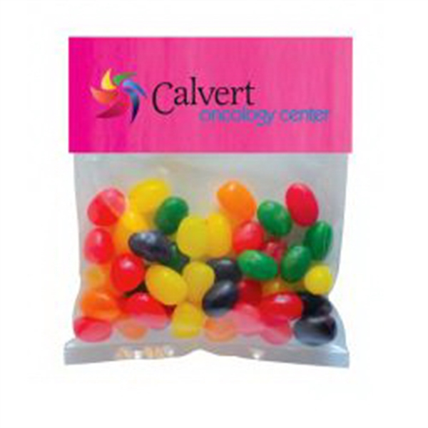 Promotional Standard Jelly Beans in Small Header Pack