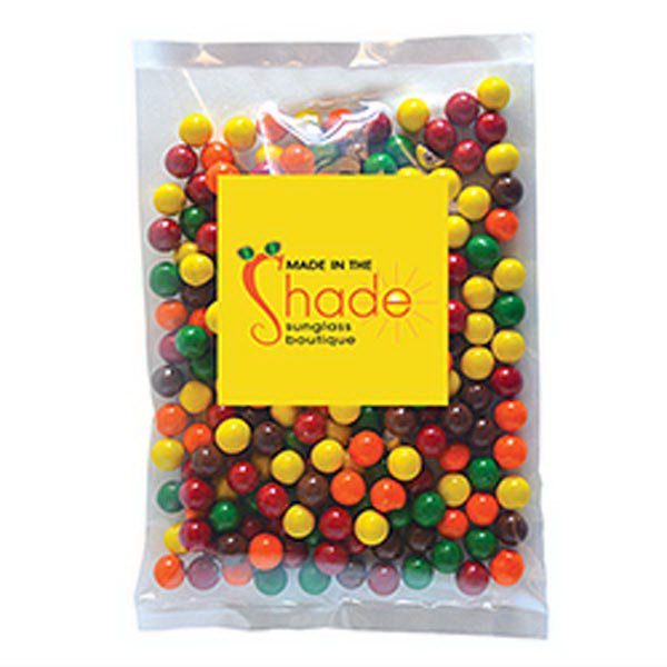 Personalized Sixlets - 1 Color in Large Label Pack