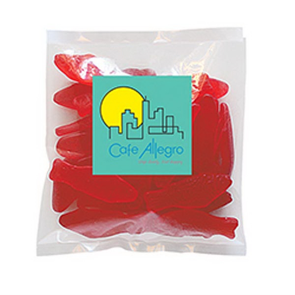 Personalized Swedish Fish in Small Label Pack