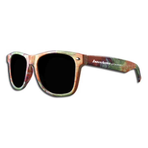 Promotional Premium rainbow sunglasses