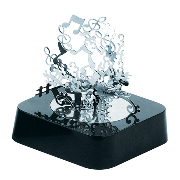 Imprinted Magnetic Sculpture