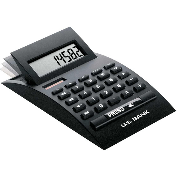 Imprinted Adjustable display calculator