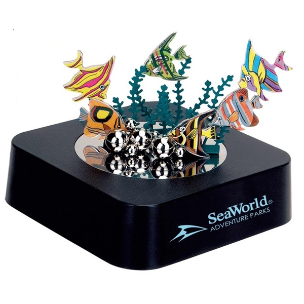 Customized Aquarium magnetic sculpture block