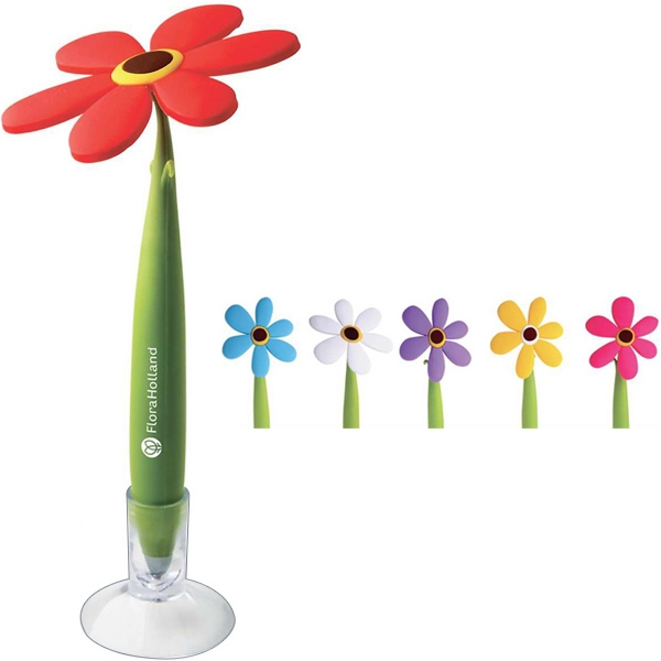 Customized Flower pen