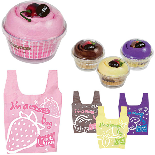 Imprinted Cupcake bag