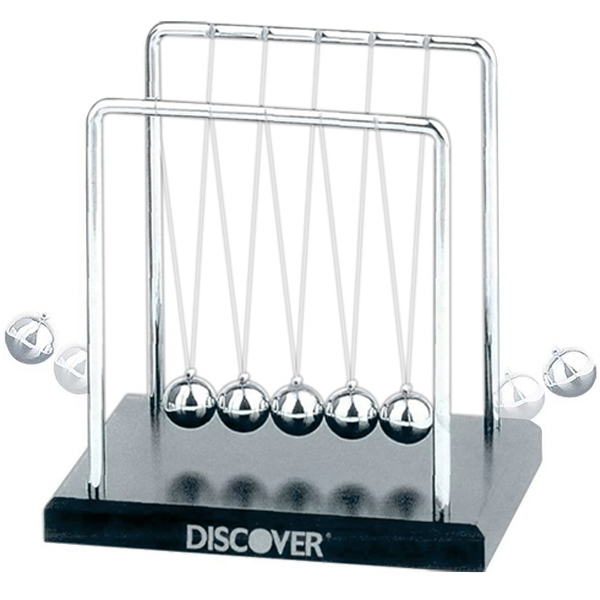 Custom Newton's cradle