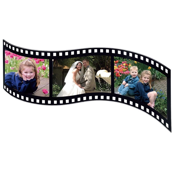 Custom Acrylic filmstrip photo frame