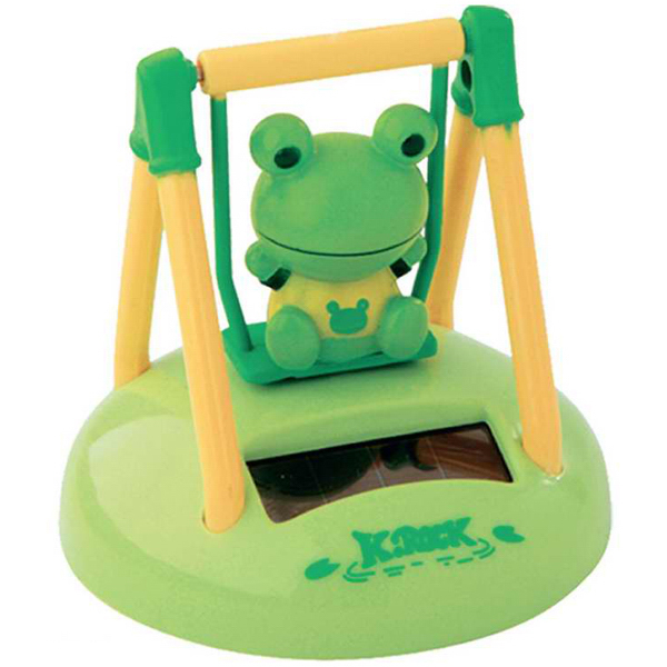 Customized Swinging frog