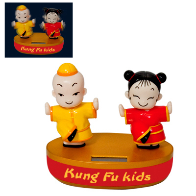 Promotional Kung fu kids