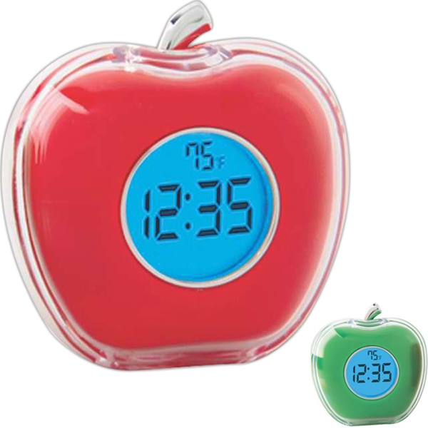 Customized Talking apple clock