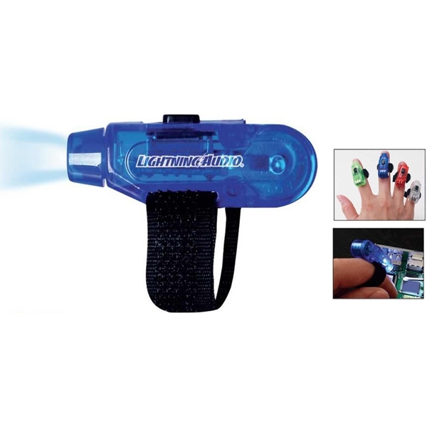 Customized Finger flashlight