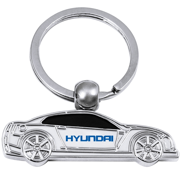 Customized Car key ring