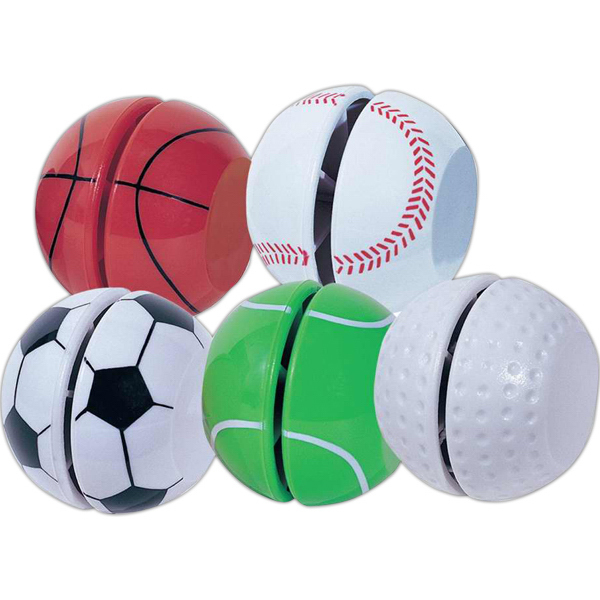 Custom Sports ball designed yo-yo