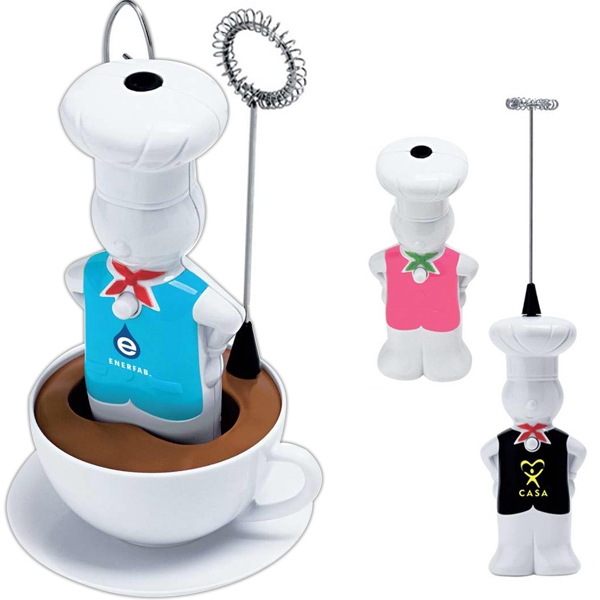 Custom Mr Chef cream mixer