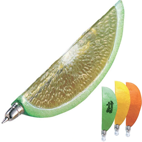 Printed Lemon pen
