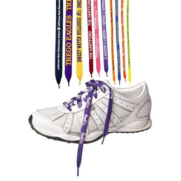 "Promotional 36"" Shoelaces"
