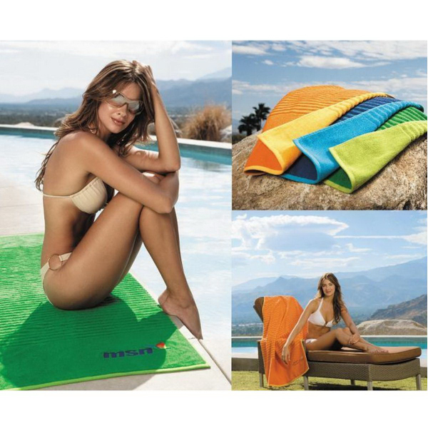Promotional Reversible Beach Towel (TM)