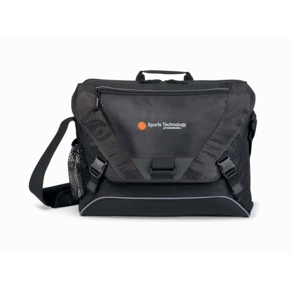 Personalized Vertex (TM) Computer Messenger Bag II