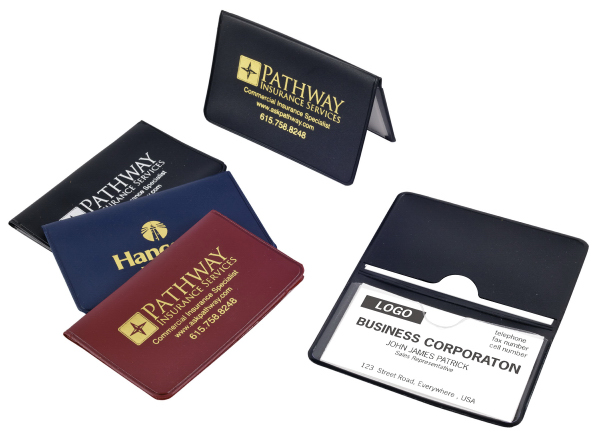 Customized Card Mate Business Card Case