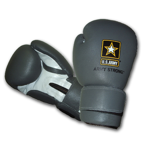 Customized Leather Boxing Gloves