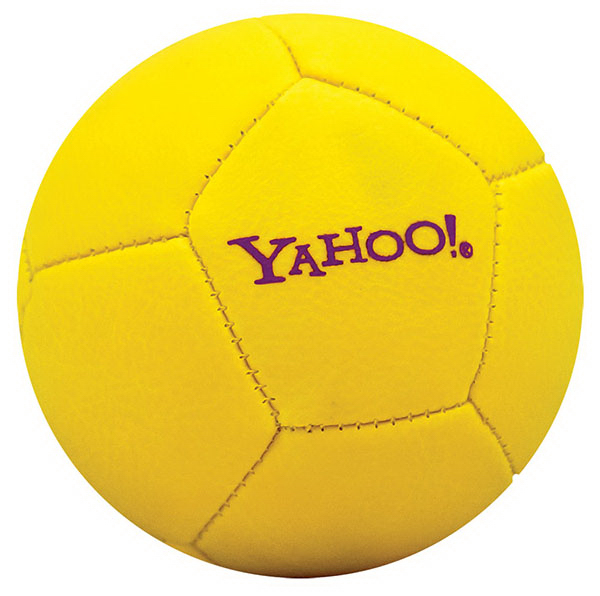 Promotional 12 Panel Juggling Ball