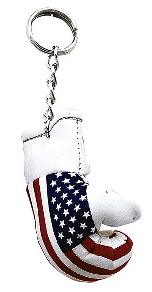 Promotional Boxing Glove Keychain