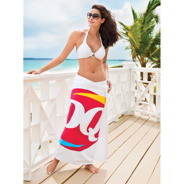 Personalized Turkish Signature (TM) Ultraweight Beach Towel