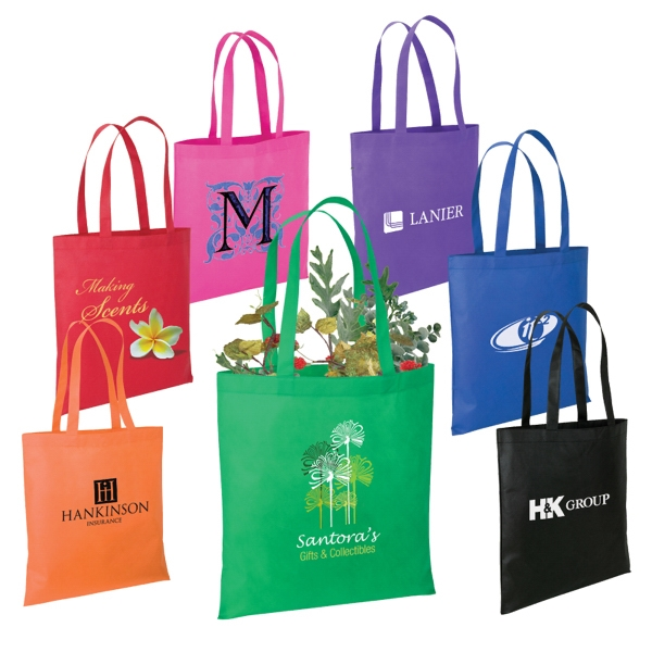 Imprinted Every Day Shopper Tote