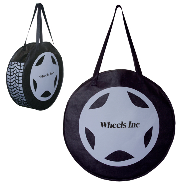 Promotional RallyTotes (TM) Tire Tote