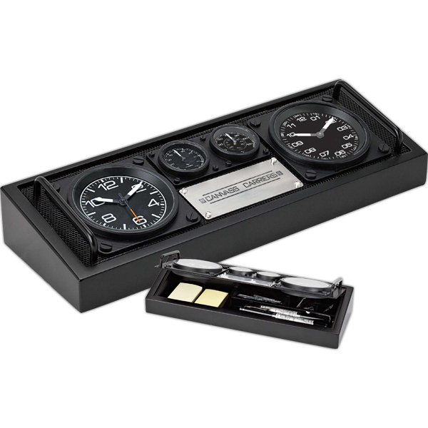 Promotional Aviator desk set