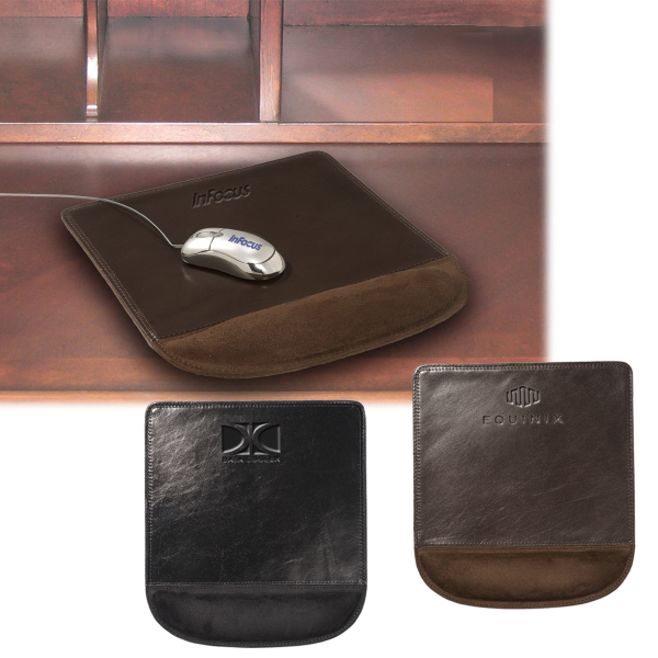 Printed Westchester Mouse and Pad Set