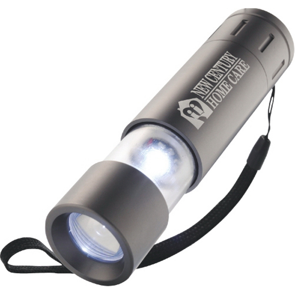 Personalized Mega stretchable flashlight