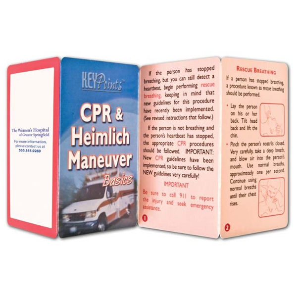 Personalized Key Point: CPR