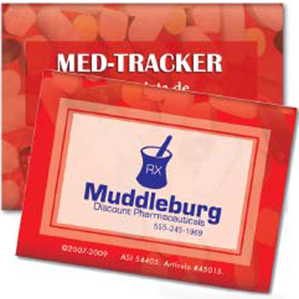 Promotional Planner: Med-Tracker (Spanish)