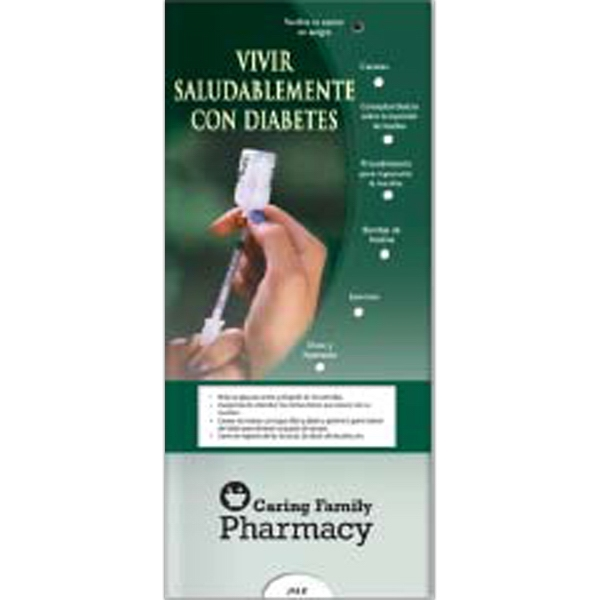 Customized Pocket Slider: Diabetes (Spanish)