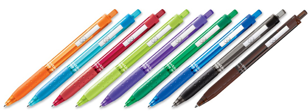 Printed InkJoy (TM) Retractable Pen