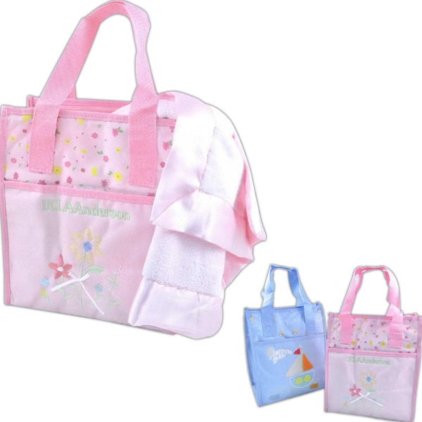 Personalized Baby Diaper Bag