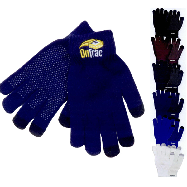 Imprinted Touchscreen Gloves