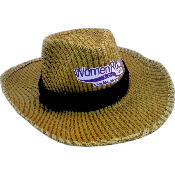 Promotional Straw Hat