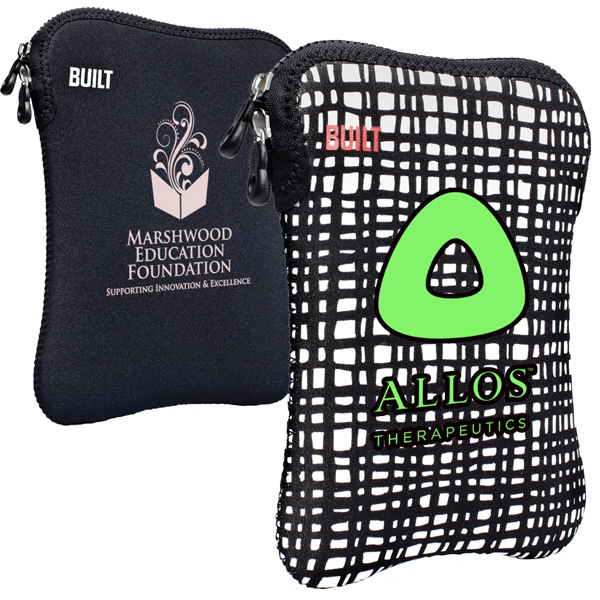 Imprinted Built (R) E-Reader/Tablet Sleeve