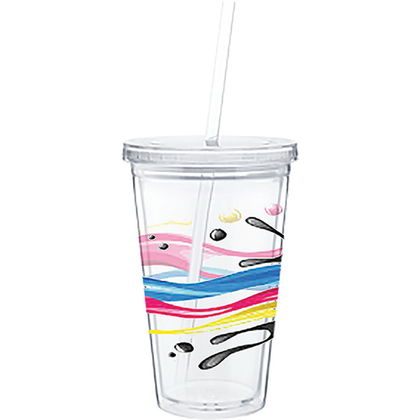 Imprinted 16 oz Spirit Tumbler