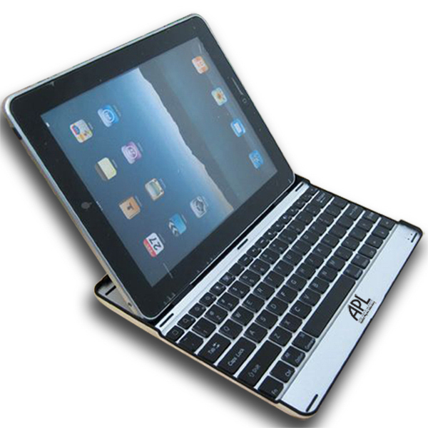 Promotional Wireless Bluetooth Keyboard&Stand for iPad2&3