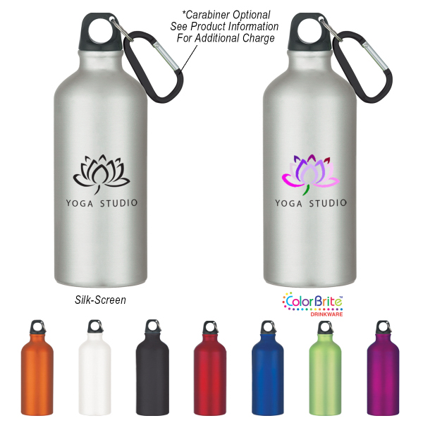 Personalized 20 oz. Aluminum Bike Bottle