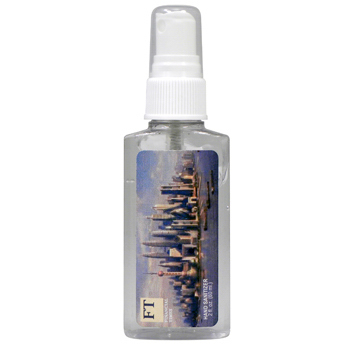 Printed 2 oz Spray Sanitizer