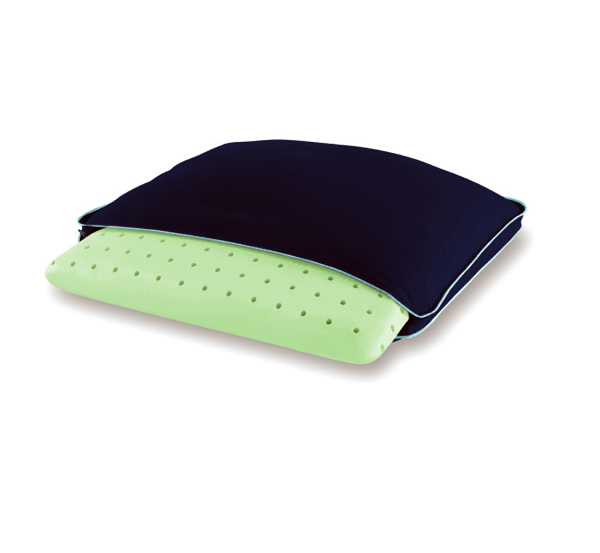 Promotional Brookstone (R) Memory Foam Travel Pillow