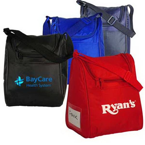 Promotional Zippered Lunch Sack