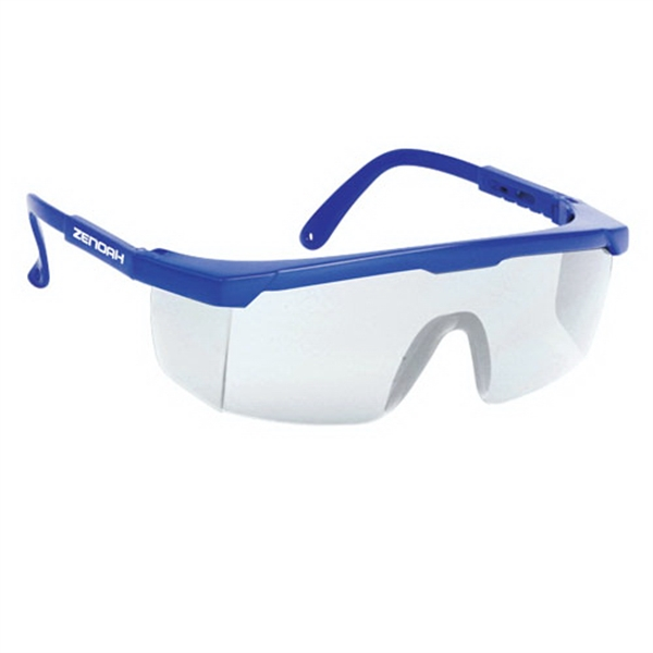 Custom Large Single-Lens Safety Glasses